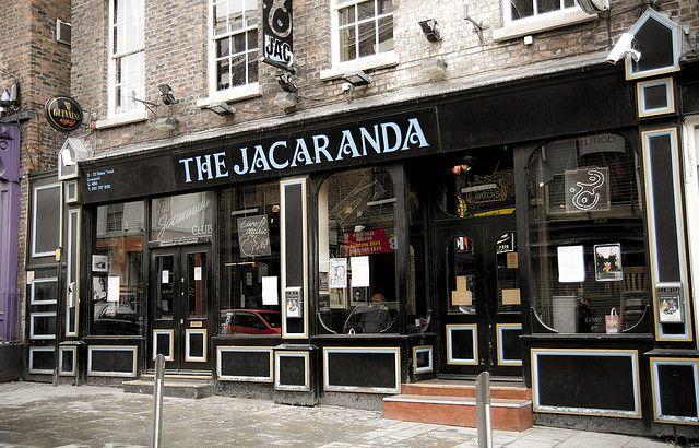 The Jacaranda, Liverpool