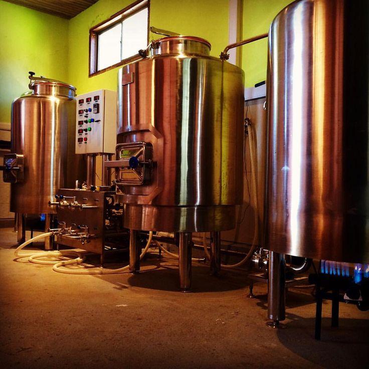 Planta Cerveza Rural #Litueche #cervezaartesanal #mundocervecero #cervezarural #cerveza