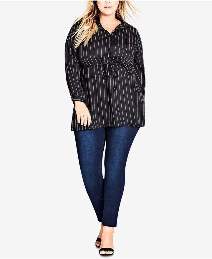 701545d8d4f like drawstring shirts because of the slimming effect