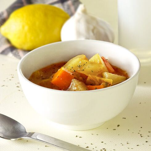 Chunky Vegetable Soup I must say I am a little obsessed with meeting my daily requirement for vegetables. I find it extremely important to try to get all my daily veggies as often as possible because I care about my body and know that no amount of vitamin caplets will give me the kind of...