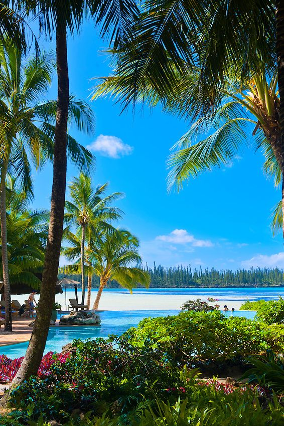 Oro Bay, Isle of Pines, New Caledonia
