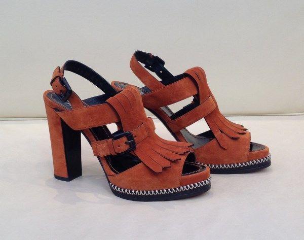 Santoni #sandals #woman #summer
