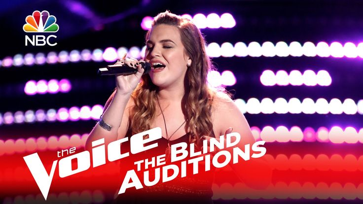 """Katie Basden takes the final spot on Adam's team with her spirited blind audition version of """"Midnight Rider"""" by The Allman Brothers Band. » Get The Voice Of..."""
