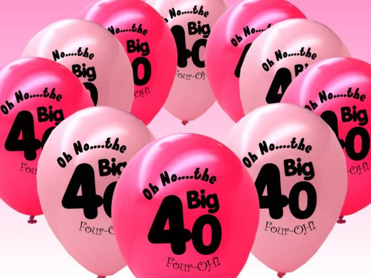 40th Birthday Wishes For A Woman ~ Best th birthday