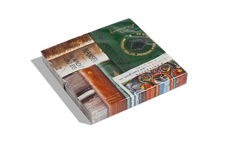 Dutch Design napkins Books