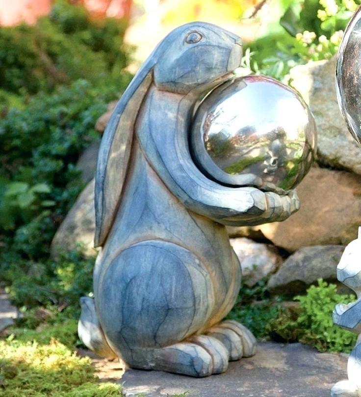 Encouraging Garden Statues Animals Photographs Luxury Garden