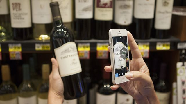 App takes guessing out of wine buying   Business  - Home  Just what I need!