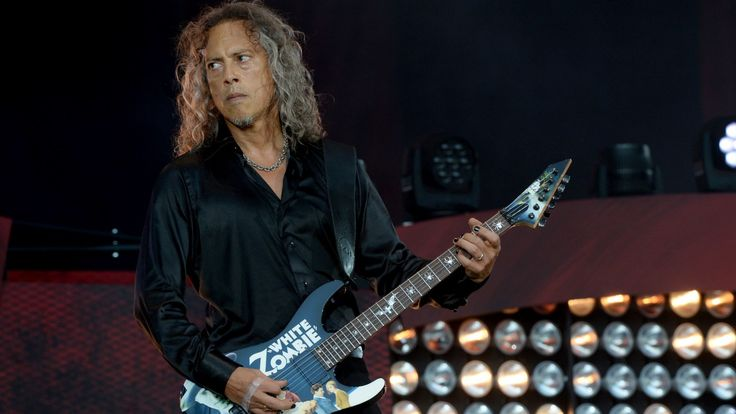 Metallica guitarist Kirk Hammett says he had a lot of ideas to bring to the table on Hardwired – but Lars Ulrich and James Hetfield took the reigns.