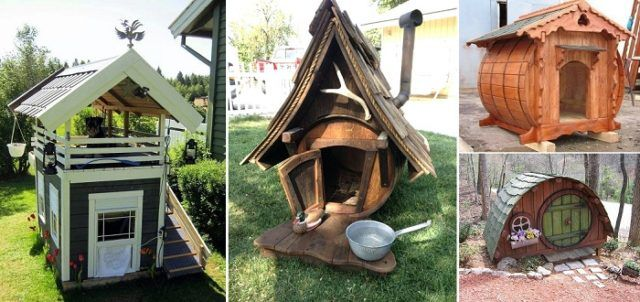 The 25 Best Unique Dog House Designs Dog Houses House Design