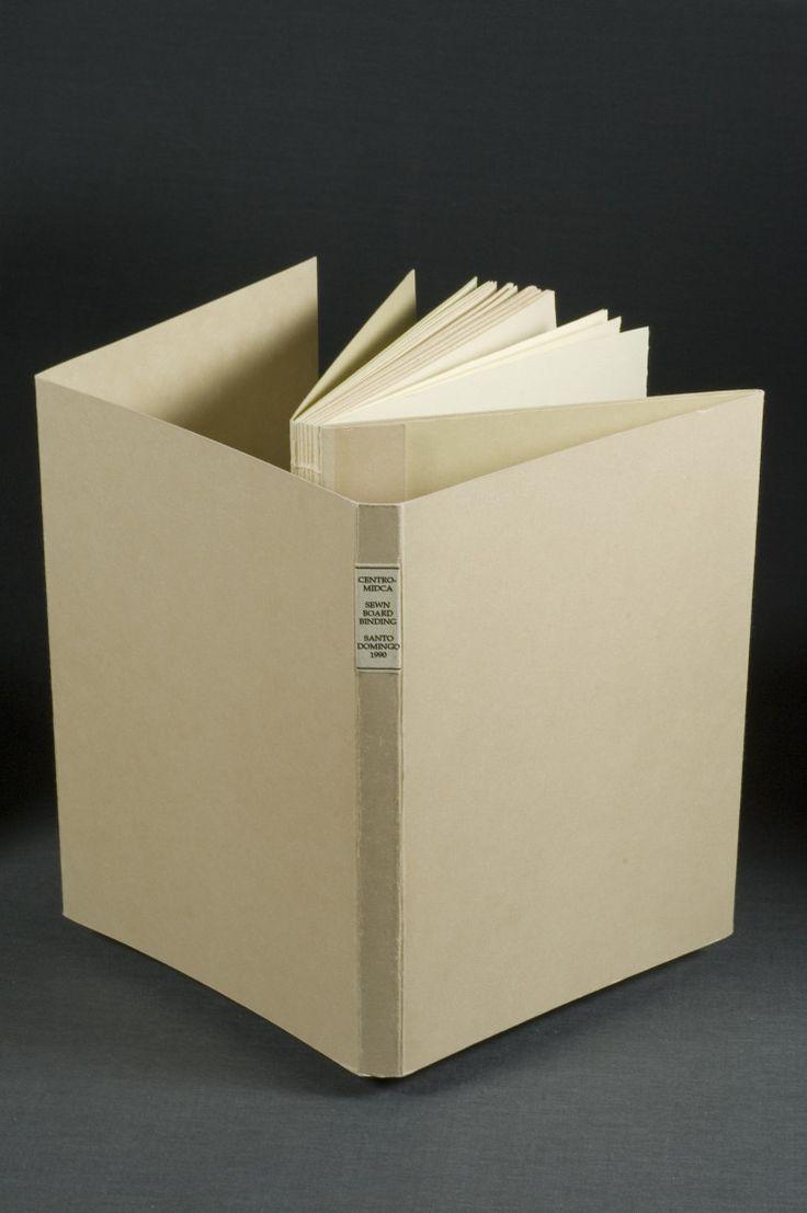 Archival sewn board binding by Gary Frost