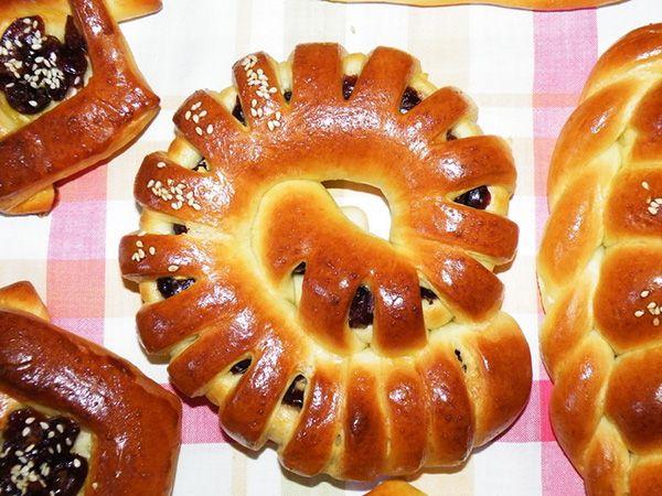 Decoración-29 Alimentación. Corte de productos de pastelería con figuras de fantasía - recetas con fotos paso a paso