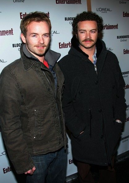 Christopher Masterson and Danny Masterson