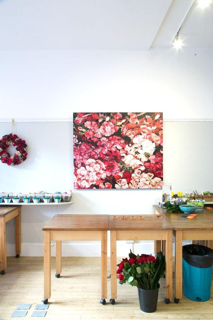 Flower School With Judith Blacklock BritMums And Gorkana London England