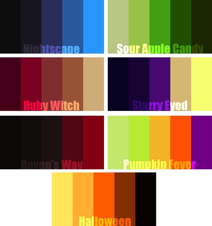 23 best Color Palettes images on Pinterest | Color palettes, Color ...