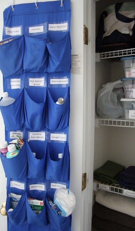 Dorm Room Organizing