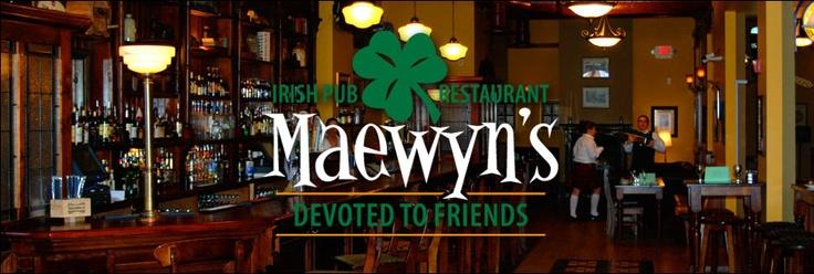 Maewyn's Irish Pub & Restaurant