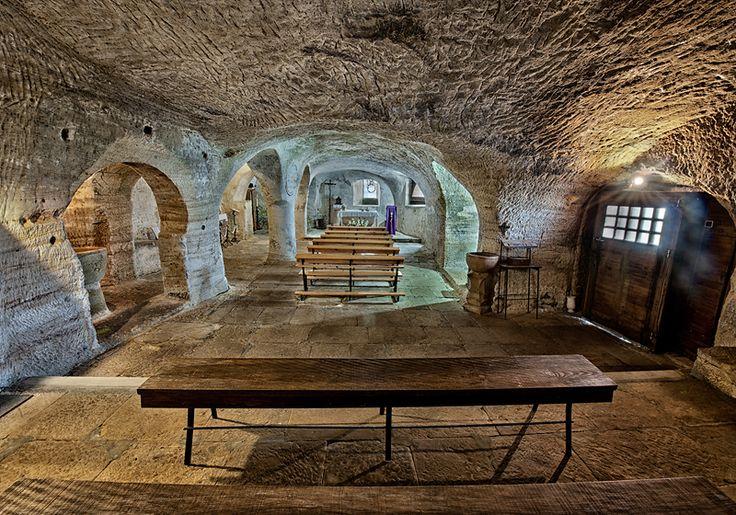 Iglesia rupestre de Santa María de Valverde #Cantabria #Spain #Travel