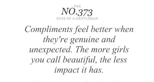 Compliments Feel Better When They're Genuine And