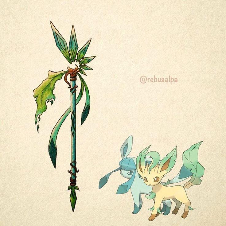 Pokemon as RPG Weapons PART 1 - Imgur