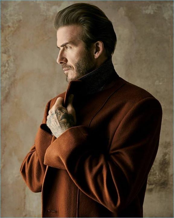 #DavidBeckham by Damian Foxe for How to Spend It Magazine