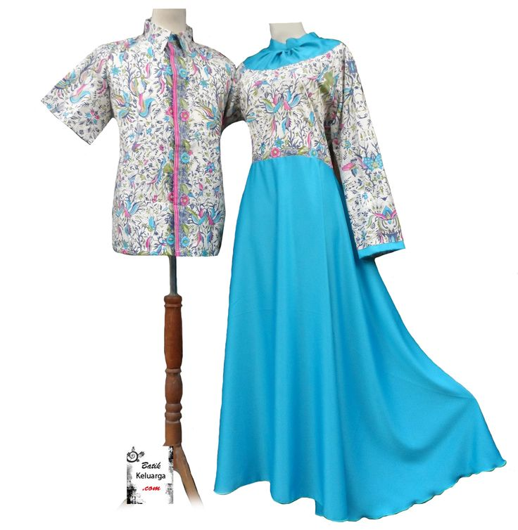 Baju Lebaran Ayah Bunda BK0280