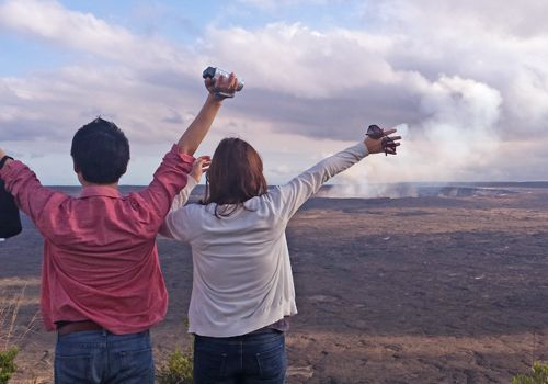 Buy tickets online to the Deluxe Volcano Experience from Kailani Tours Hawaii in Kailua-Kona.