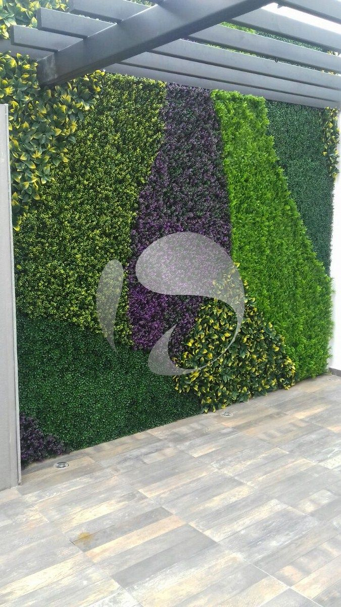 M s de 25 ideas fant sticas sobre muros verdes for Jardines artificiales para interiores