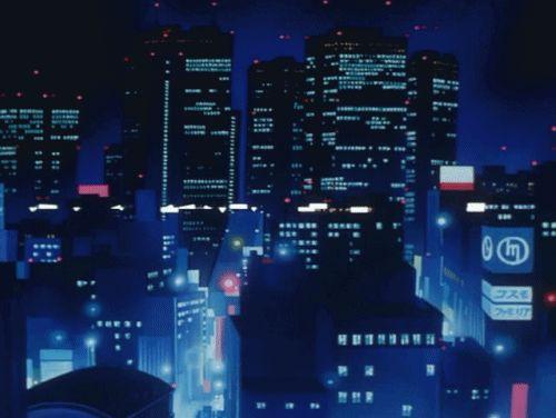 "aanniimmee:  "" - From ""Youjuu Toshi (Wicked City)"" directed by Toshiaki Kawajiri (1987)  """