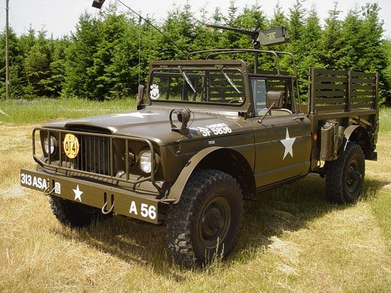 1000 Images About Jeep Kaiser M715 M725 On Pinterest