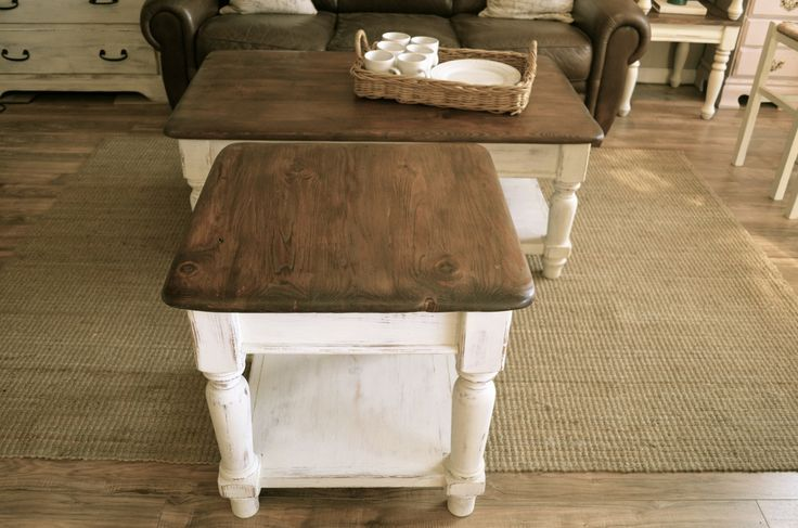 Farmhouse Coffee Table and End table set | The Workshop