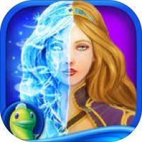 Living Legends: Frozen Beauty HD - A Hidden Object Fairy Tale by Big Fish Games, Inc