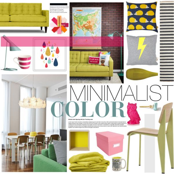 Minimalist Color   Decorating Ideas   Pinterest   Minimalist, Decor and Color