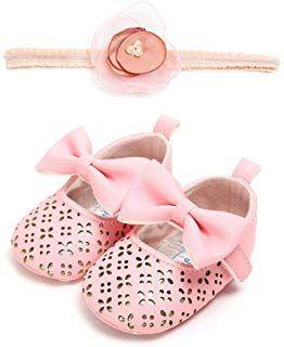 e92f7cec4d0a0 Amazon.com: 9-12 months shoes - Shoes / Baby Girls: Clothing, Shoes ...