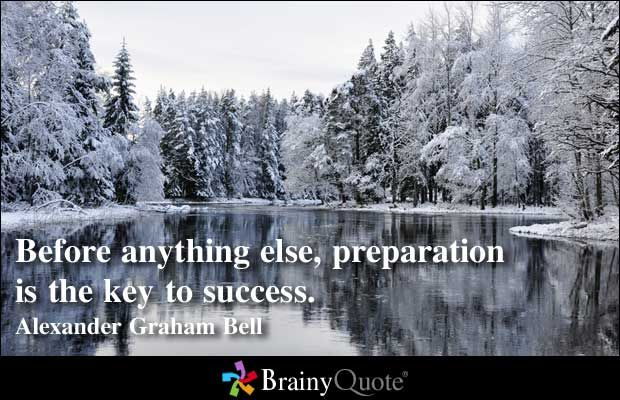 Preparation Quotes - BrainyQuote