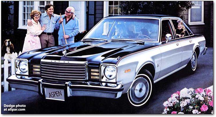Dodge Aspen Special edition Wagon