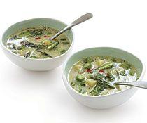 Asparagus-Potato Chowder