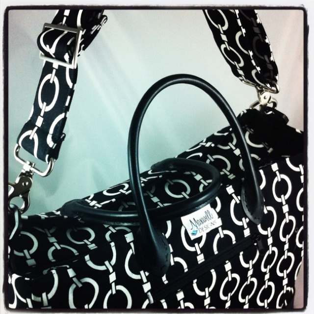 Maxwell Designs NEW tote (and diaper bag) - coming soon to maxwelldesigns.ca