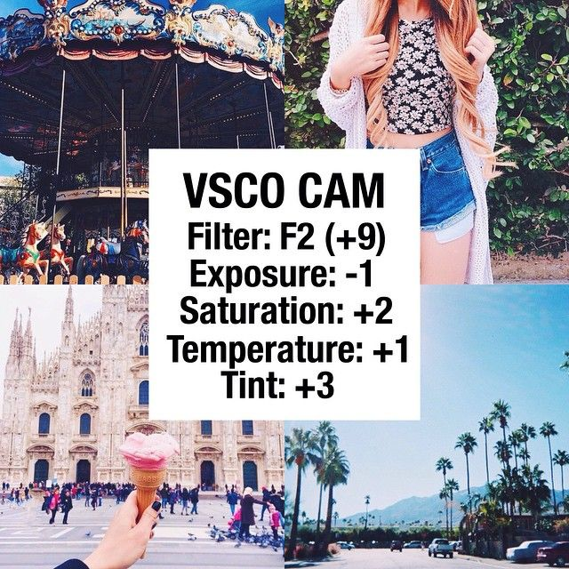 how to make a cute vsco