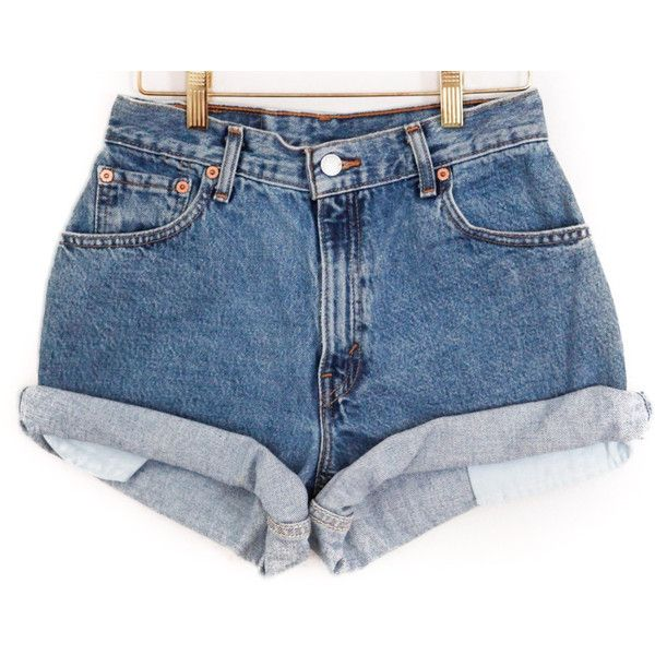 5ee82c3b75 Made to Order Vintage High Waisted Jean Shorts Cut off All Sizes ...