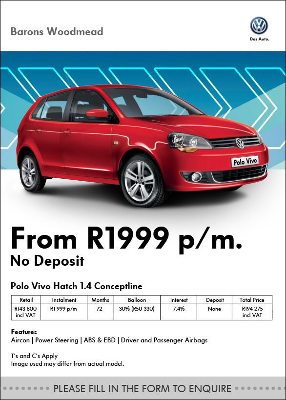 No Deposit Used Cars For Sale