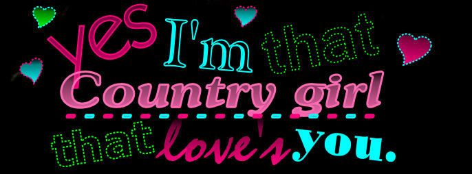 country love quotes | Love: Country Girl… | PunjabiGraphics.com