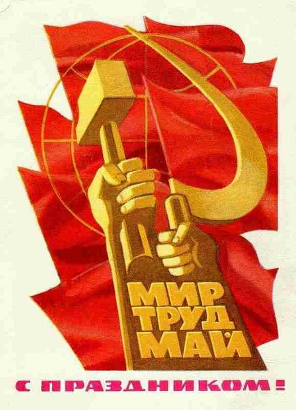 May 1 An International Day of solidarity all workers