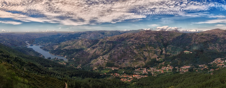 Serra do Geres-Panoramica by Emanuel Fernandes, via 500px