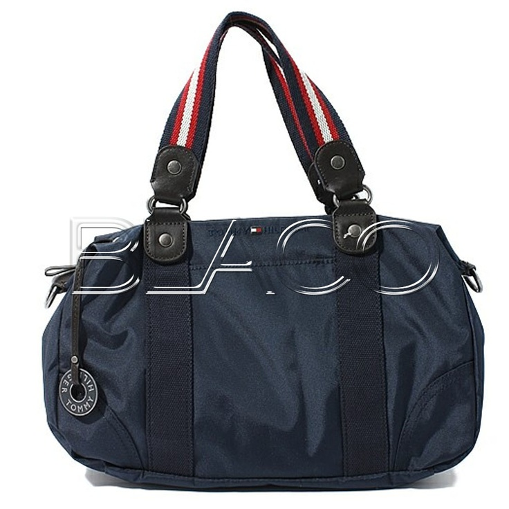 Tommy Hilfiger Amanda Medium Duffle Midnight