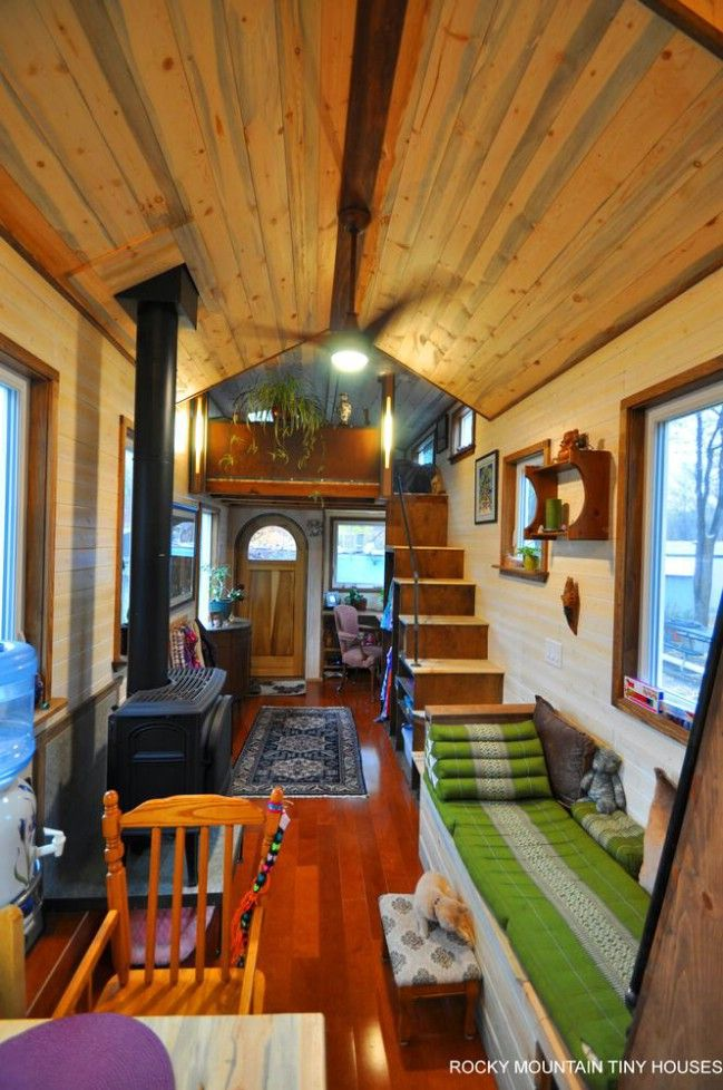 The 25 best Tiny house builders ideas on Pinterest Small house