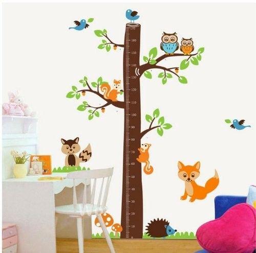 OEM-SYSTEMS-COMPANY-Metro-adesivo-da-parete-motivo-albero-con-volpe-scoiattolo-riccio-decorazione-per-cameretta-per-bambini-amovibile-altezza-180-cm-0-500x494.jpg (500×494)