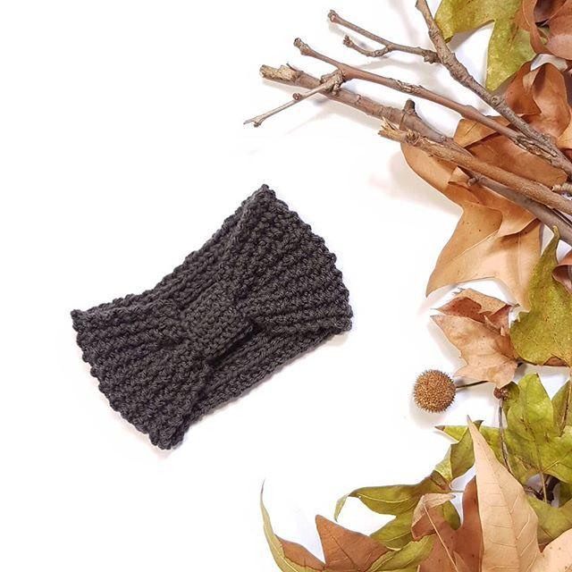 Grey #headband #wool #autumncolors #handmade #fasciacapelli #fattoamano #lana #depop #artigianato #creazioniartigianali #earwarmer #turbante #turban