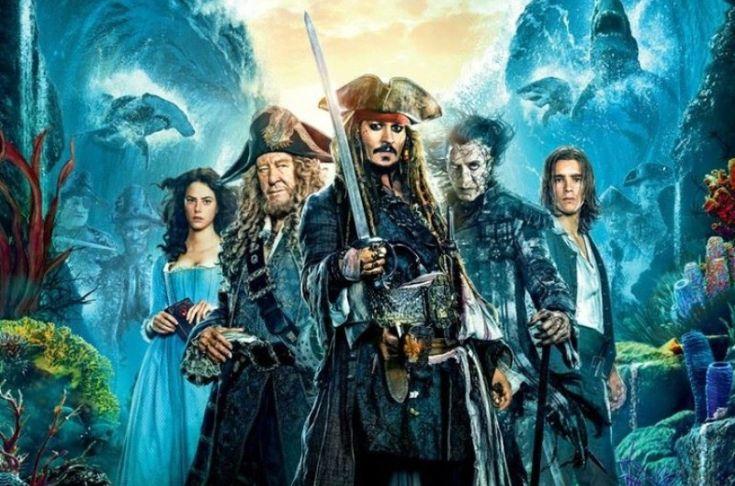 PIRATAS DEL CARIBE: LA VENGANZA DE SALAZAR La más reciente película de Piratas del Caribe se mantiene a flote por la fidelidad de los fans, pero ¿podemos dejar ir ya a Jack Sparrow y sus aventuras?. Pensamos que si.  #JackSparrow #Salazar #PiratasDelCaribe #Pelicula #Reseña