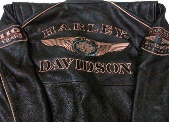 Model Jaket Kulit Harley Davidson Terbaru