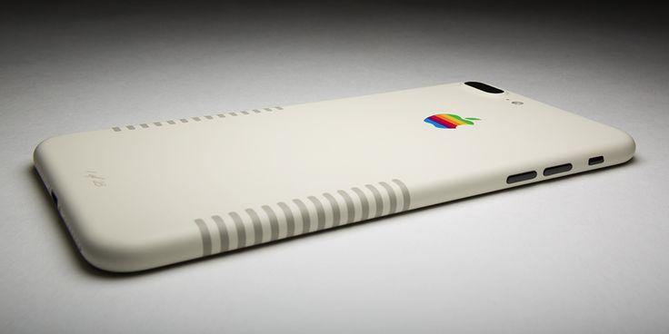 ColorWare lansează un iPhone 7 Plus Retro Edition cu aspect vintage și un preț de 1.899 dolari